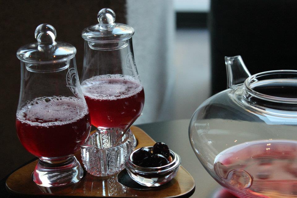 irish mermaid teapot