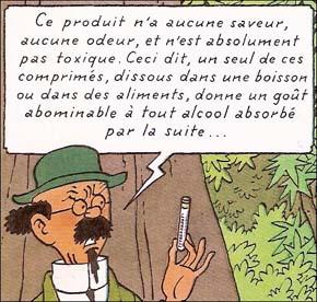 (c) Hergé, au cas où...