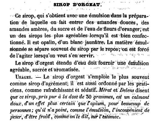 Ce que l'Encyclopédie ne disait pas: 'Dictionnaire des altérations et falsifications des substances alimentaires, médicamenteuses et commerciales', Alphonse Chevallier, 1852.