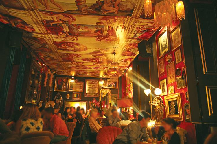 Pensão Amor, cocktail ambiance canaille à Lisbonne