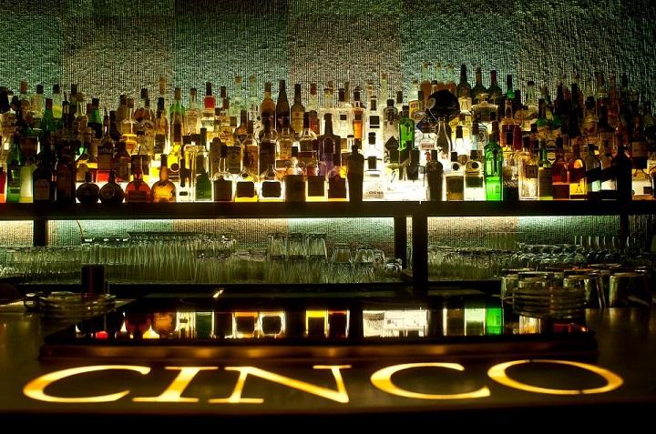 Cinco Lonuge, meilleur bar à cocktail de Lisbonne