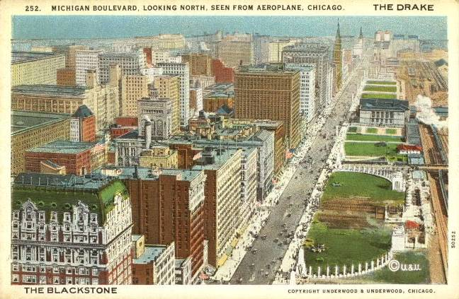 C'était le temps où Chicago fizzait