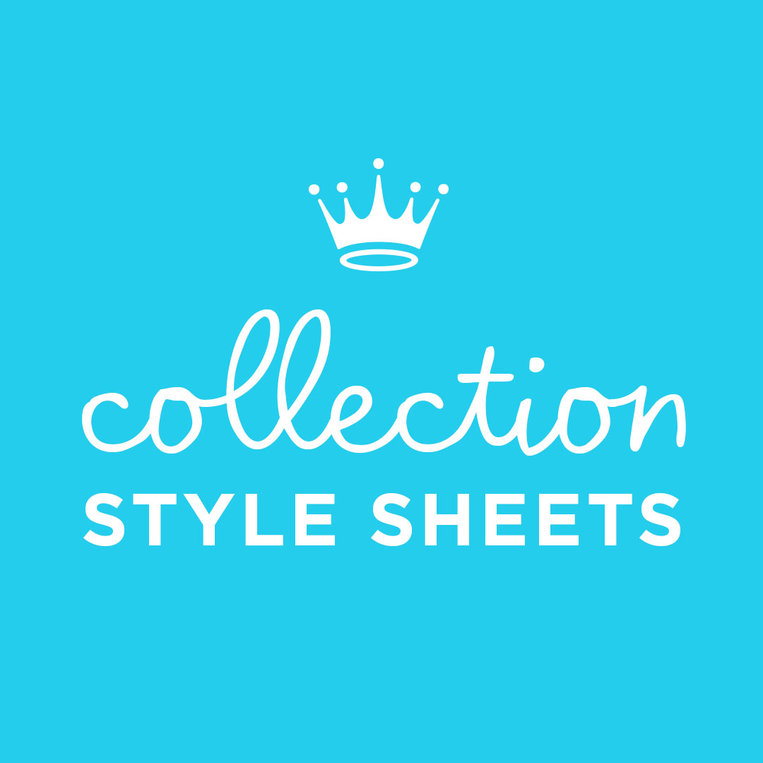 Gold Crown Collection Style Sheets