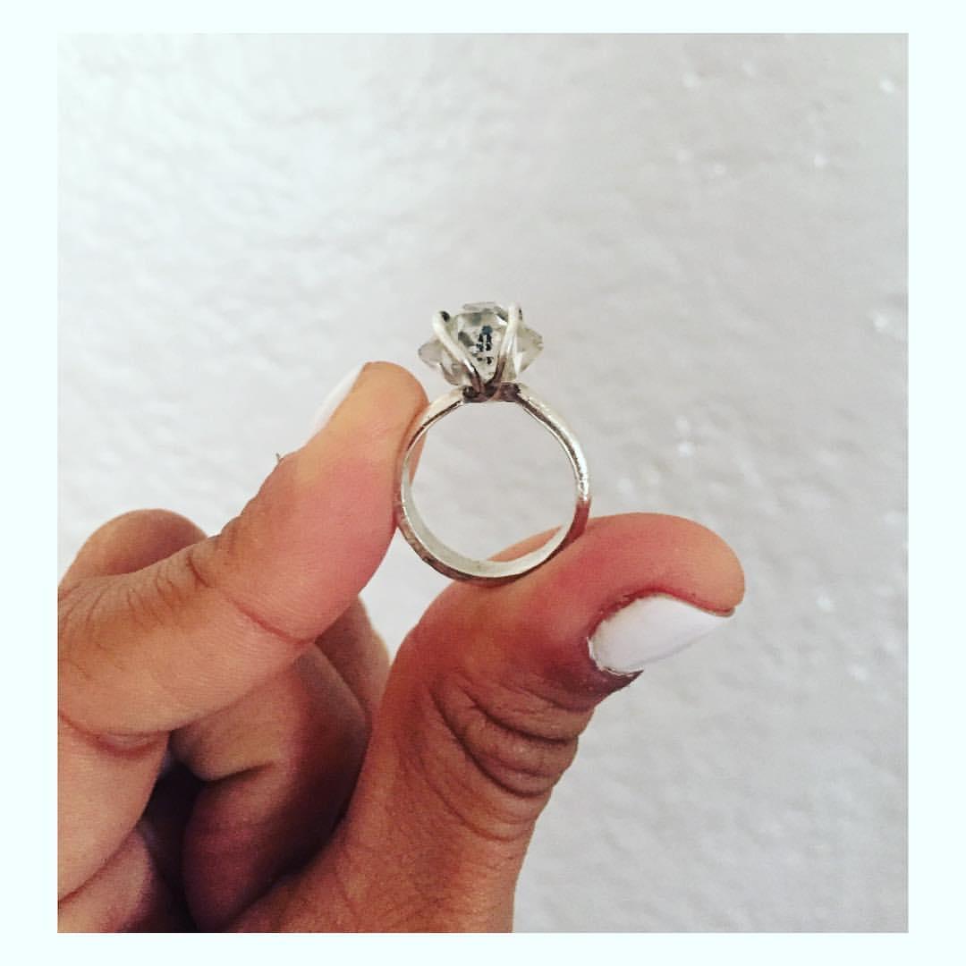 Herkimer Rings -