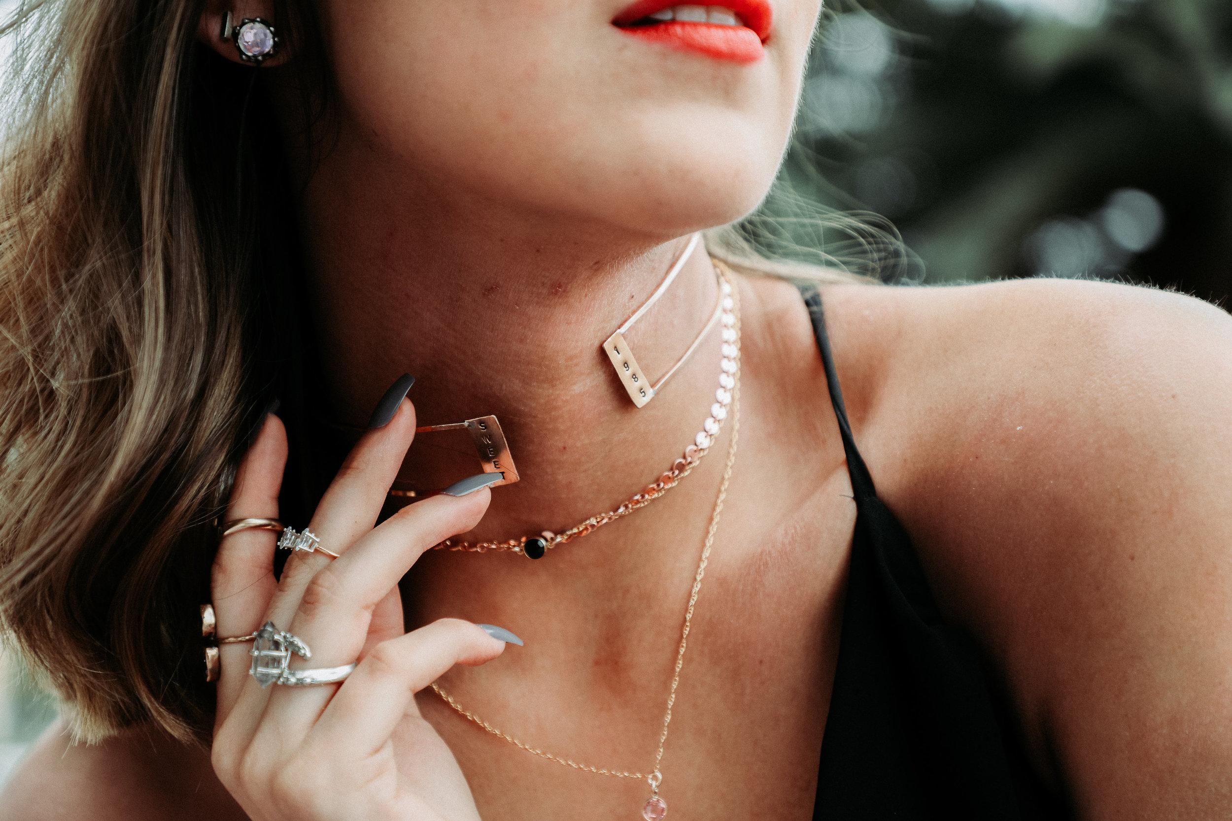 Shop - Gold Filled Necklaces