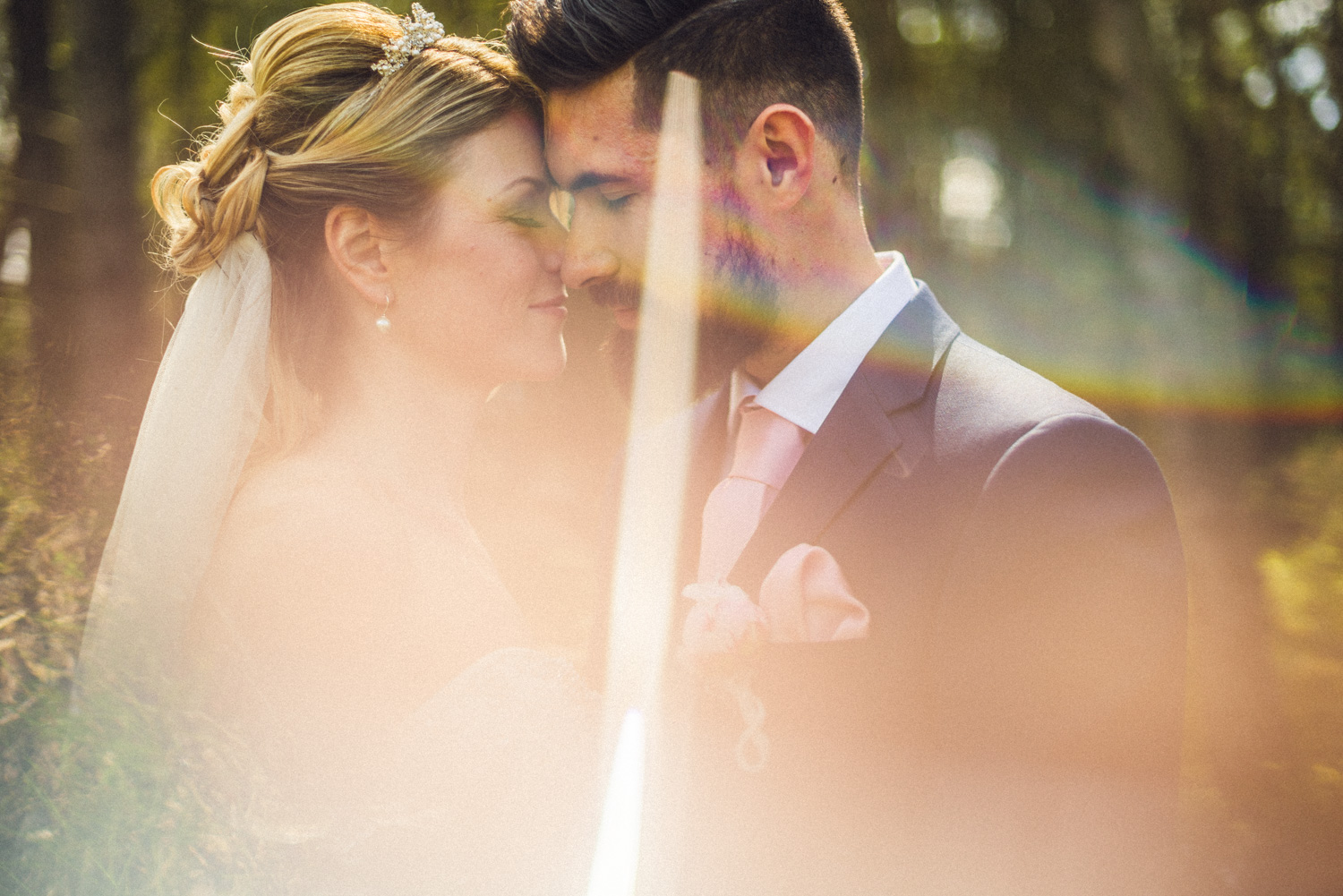 """""""Eirik is a very comfortable person to be around and he has managed to capture something we rarely show on camera, both by guiding us and with knowledge within his profession. We are SO EXCITED about our wedding next summer when a """"normal"""" day feels and looks as magic as this."""" - Silje and Alex"""