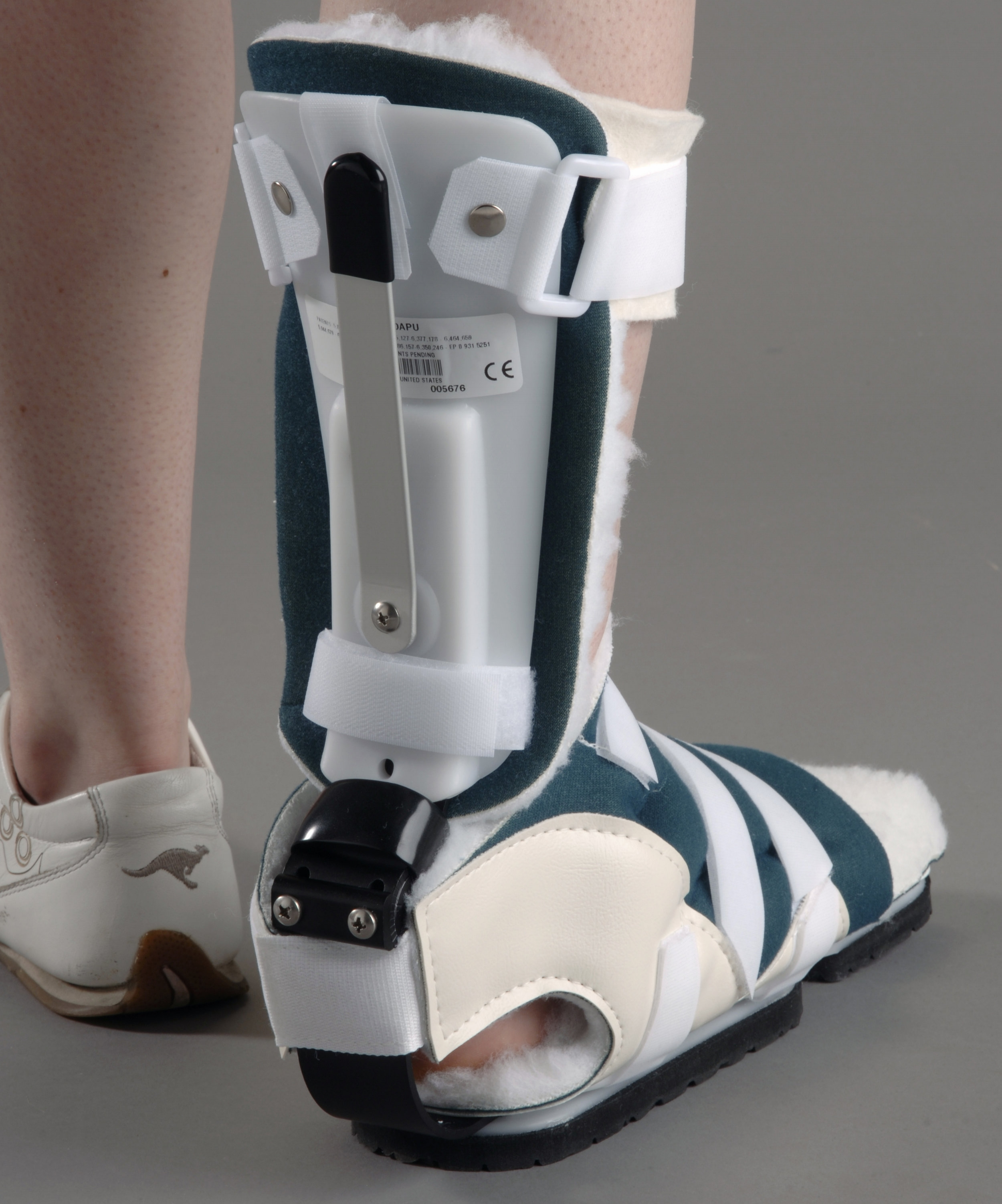 What Use Is A Prafo Ankle Foot Orthosis Anatomical Concepts