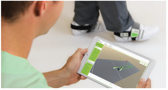 RehaGait is Portable - use anywhere