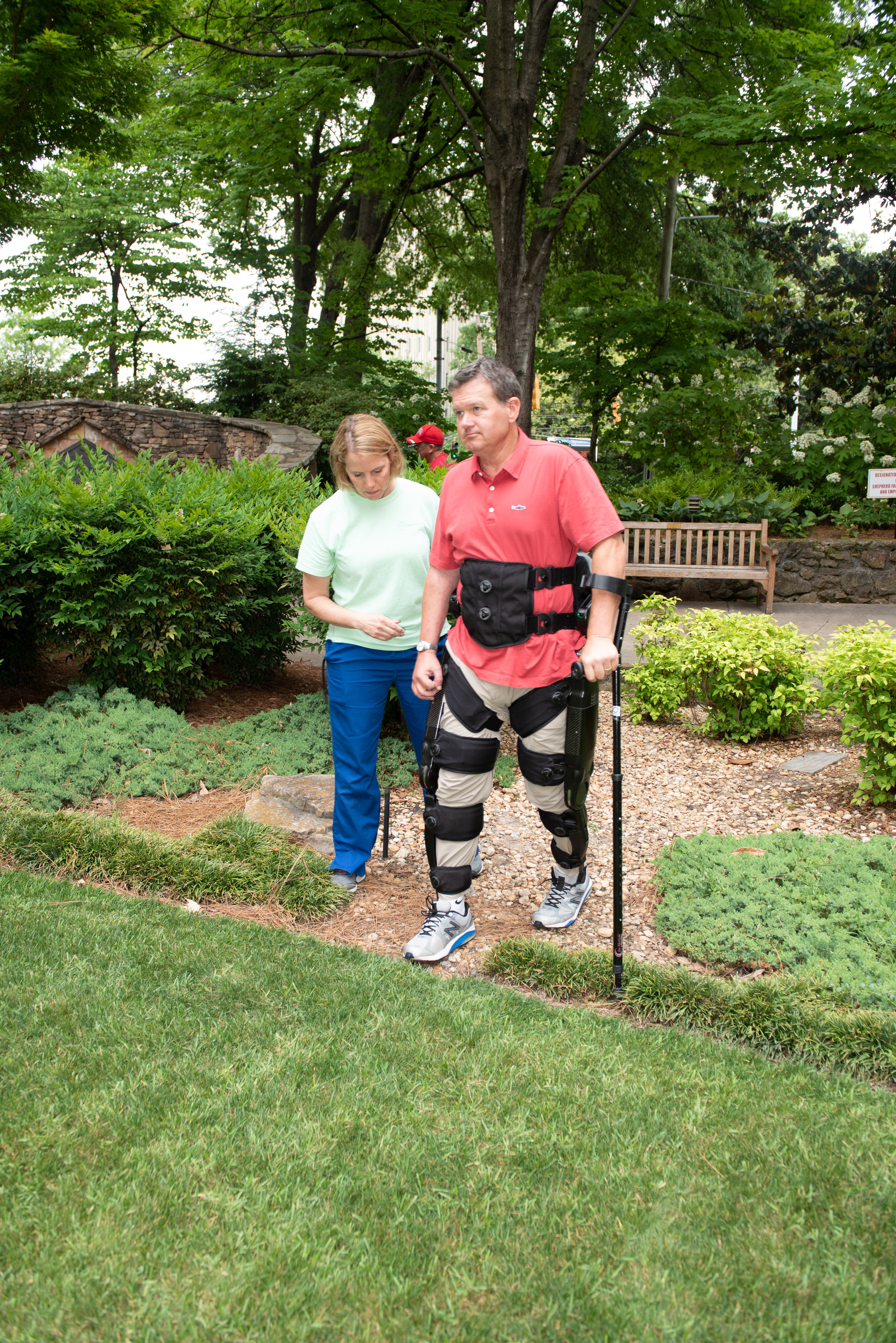 Indego can allow greater independence when mobility is otherwise compromised