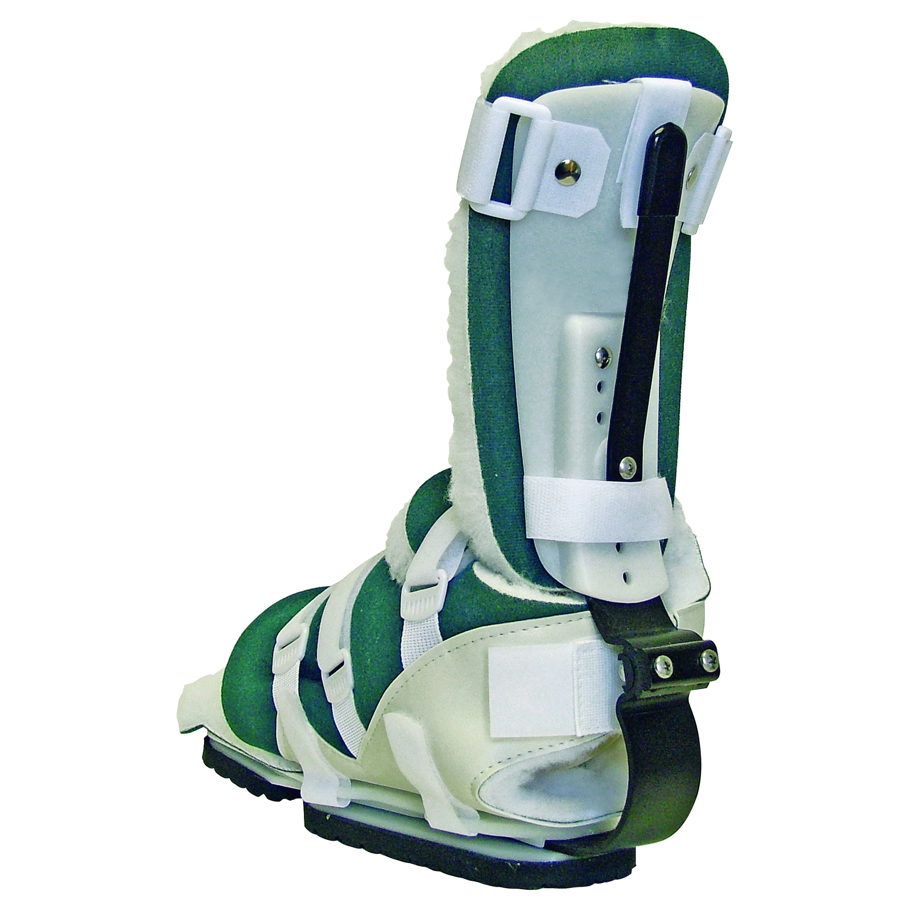 The 652SKG featuring easily adjustment of dorsiflexion angles