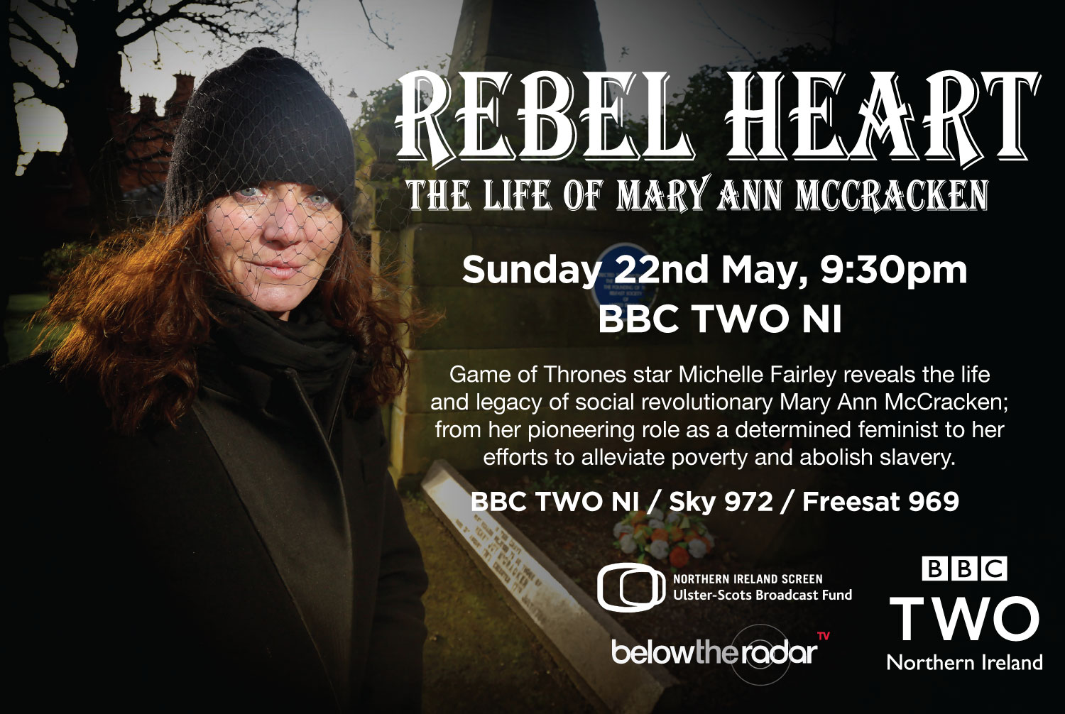 Rebel Heart: The life of Mary Ann McCracken - BBC Two NI