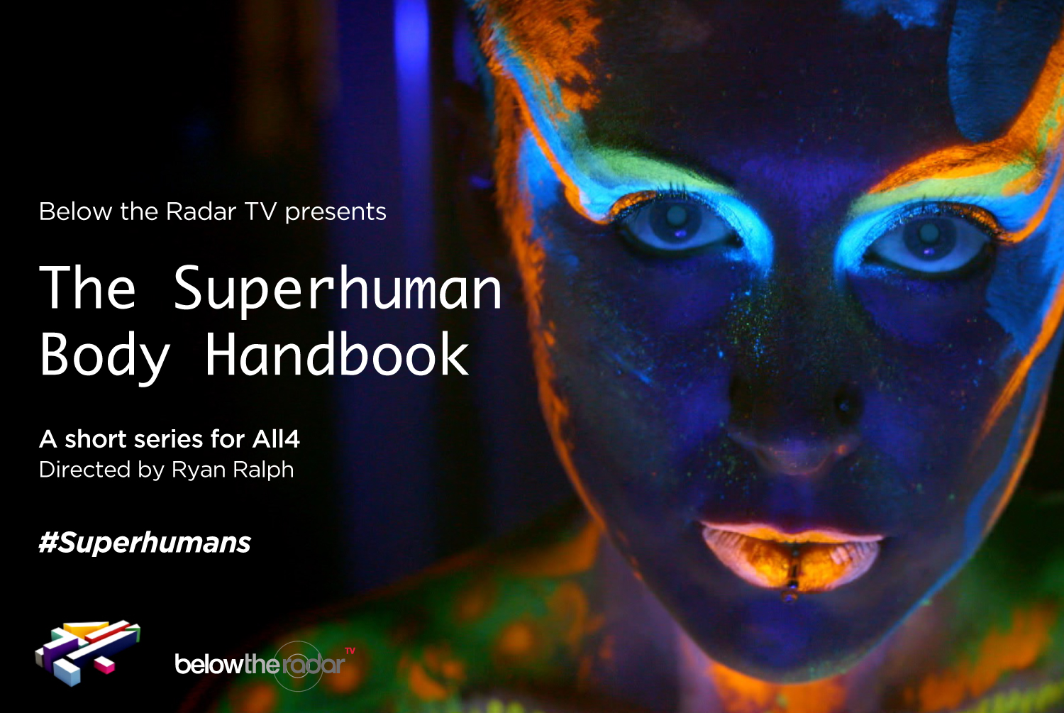 The Superhuman Body Handbook - Series for All4