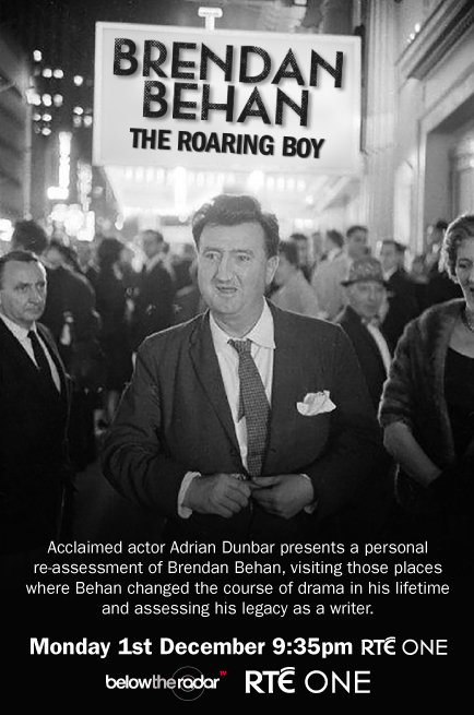 Brendan Behan: A Roaring Boy - RTE One