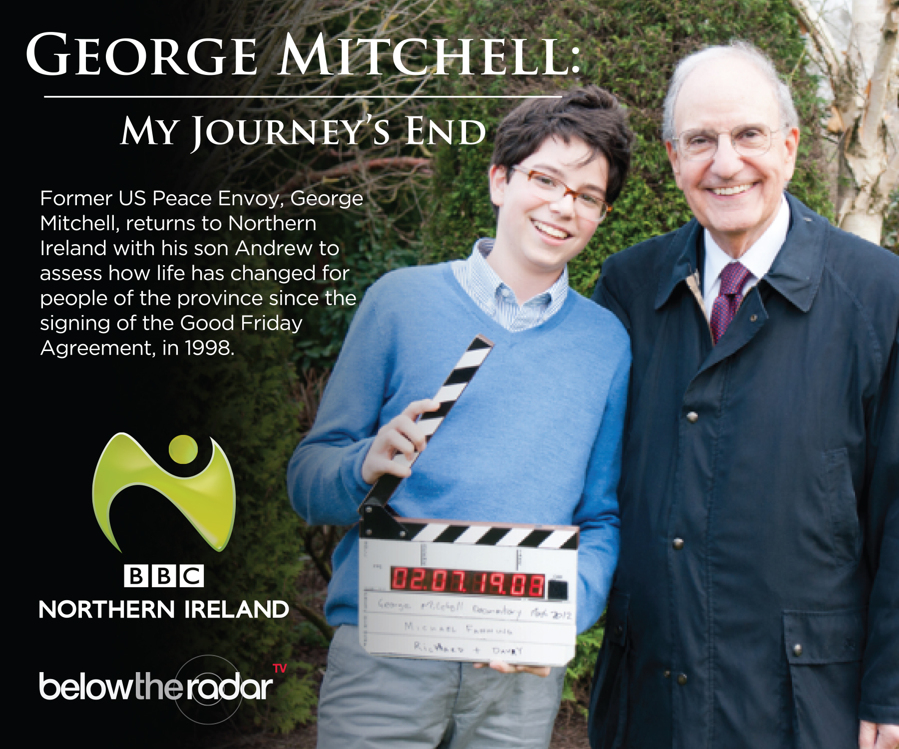 George Mitchell: My Journey's End - BBC One NI