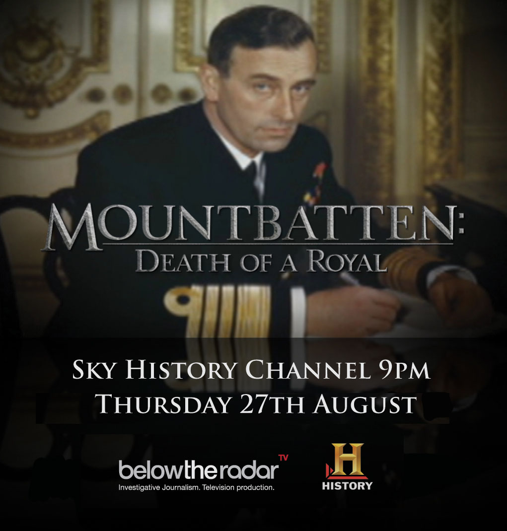 Mountbatten: Death of a Royal - Sky History