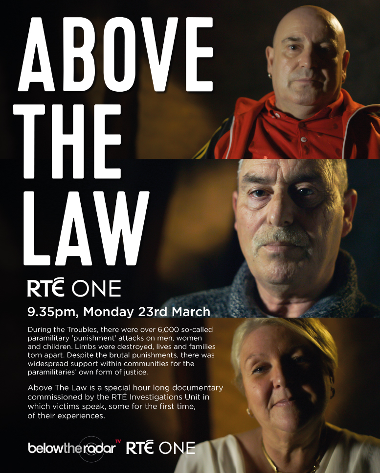 Above The Law - RTE One