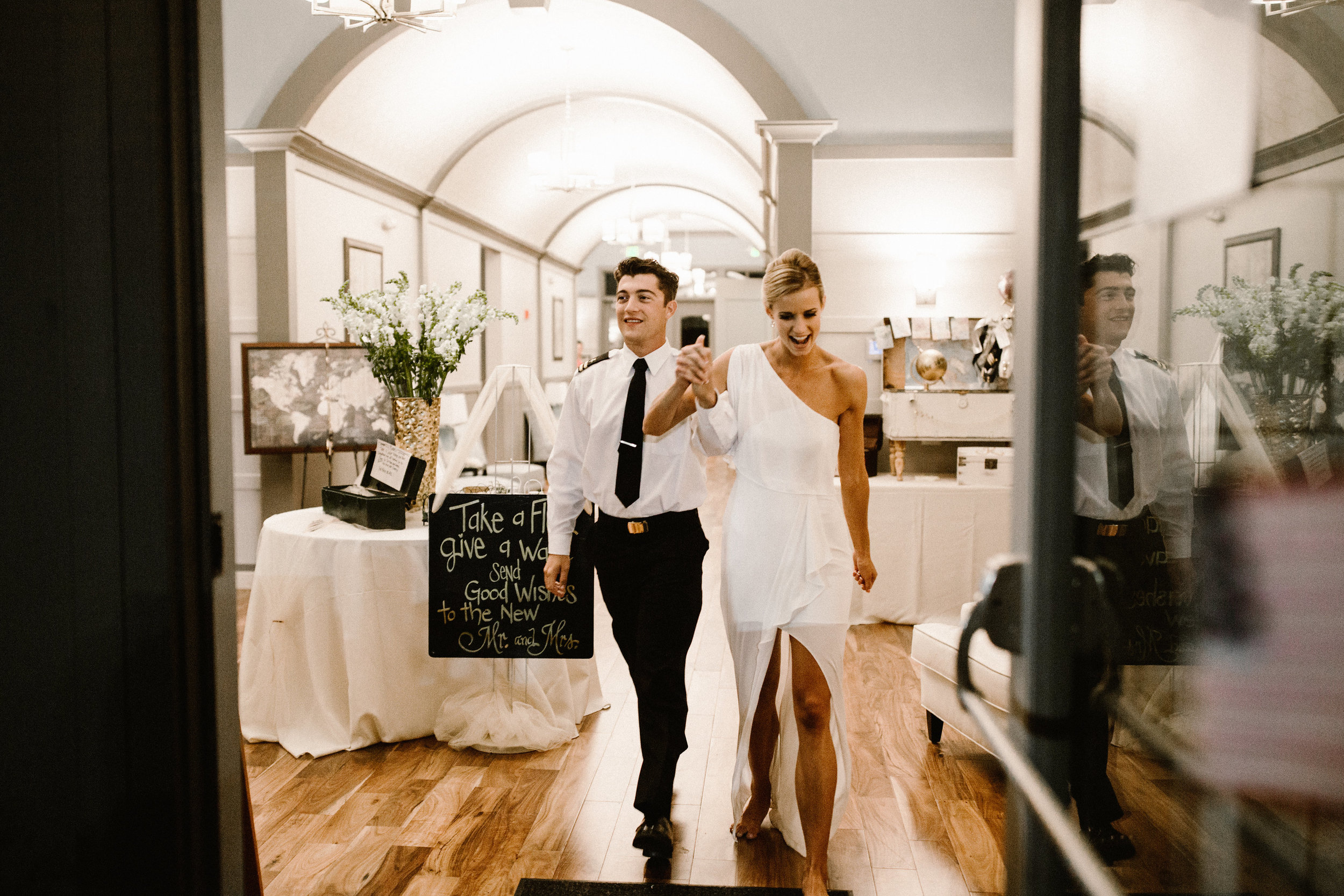 Stina & Scott | Wedding | Noah's Event Center