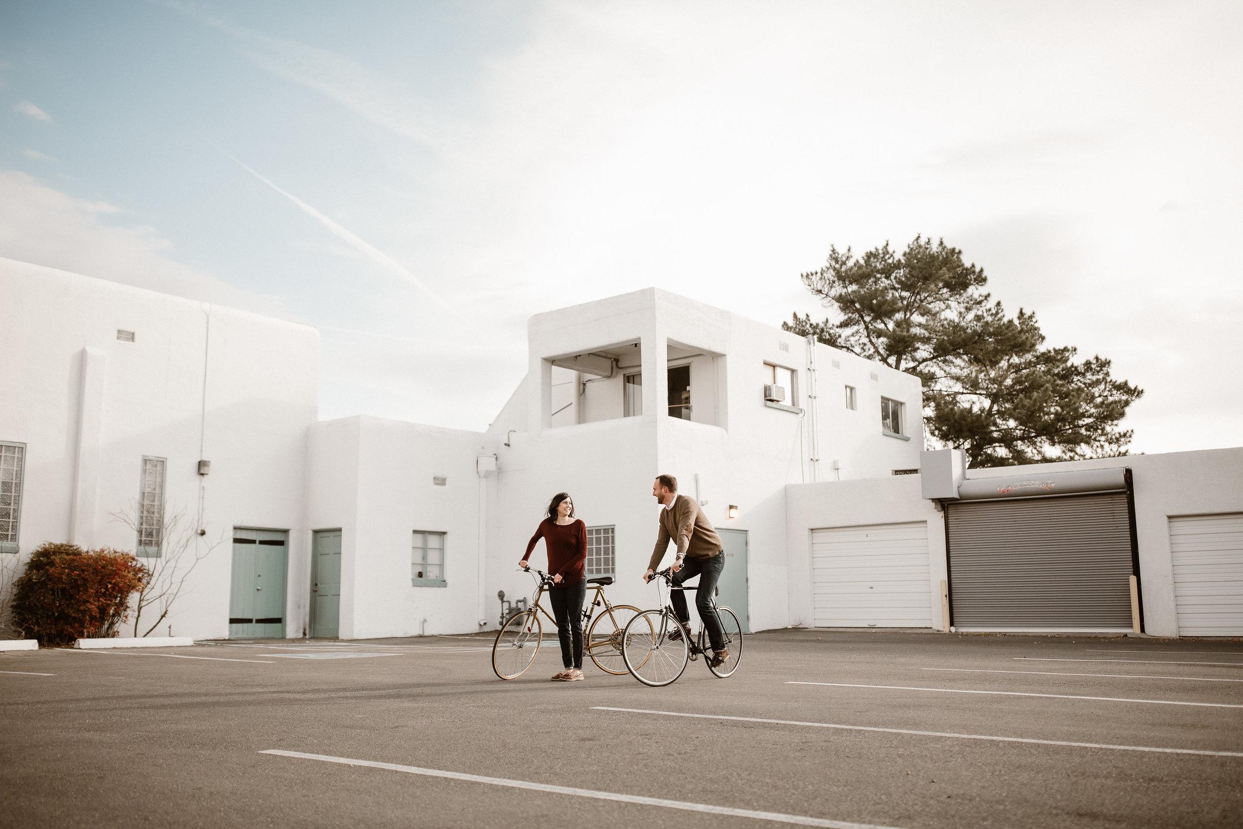 Cortney & Eric | Engagement | Albuquerque