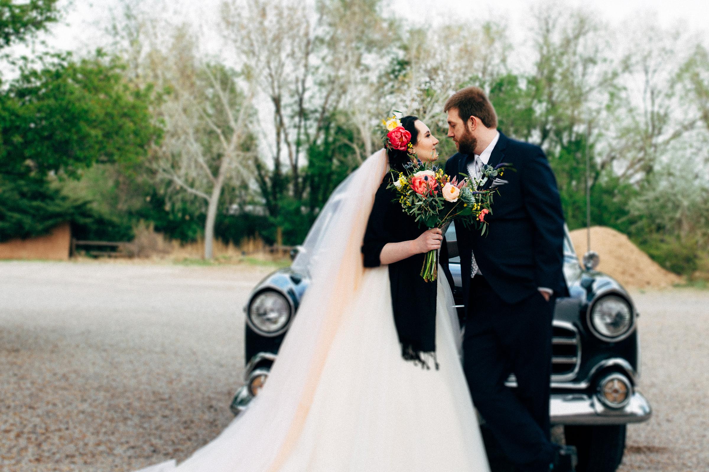 Megan & William | Wedding | San Ysidro