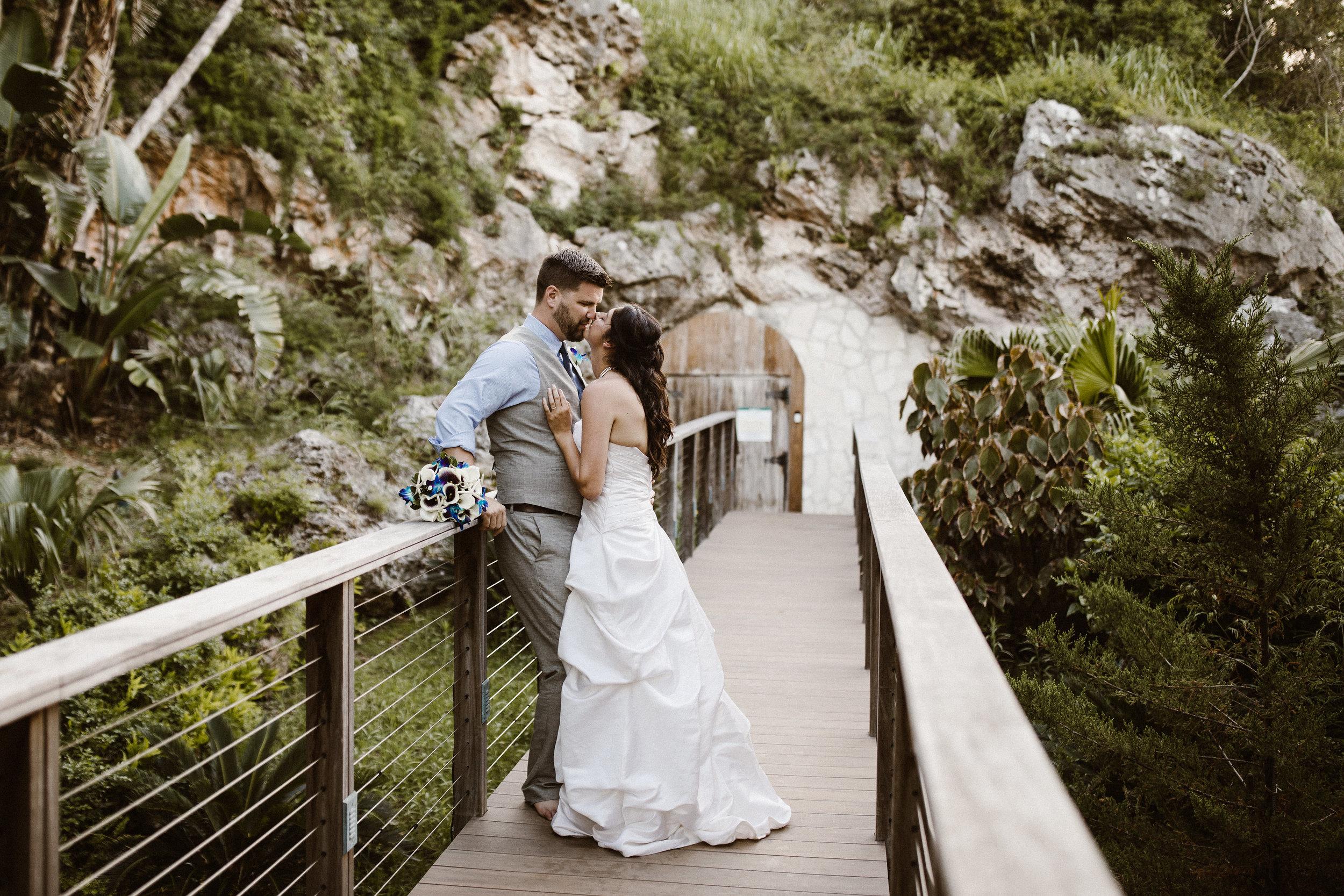 Stephanie & Michael | Wedding | Burmuda