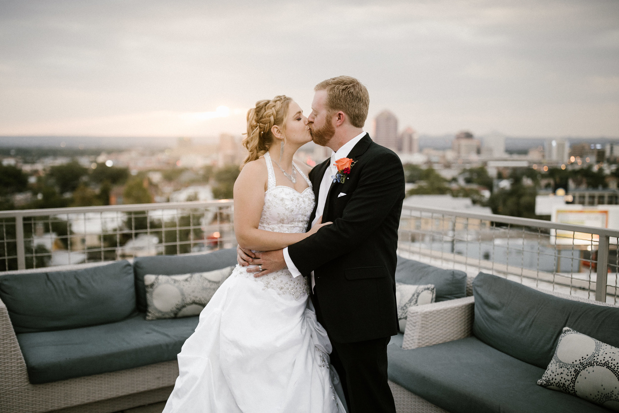 Brey & Ryan | Wedding | Hotel Parq Central