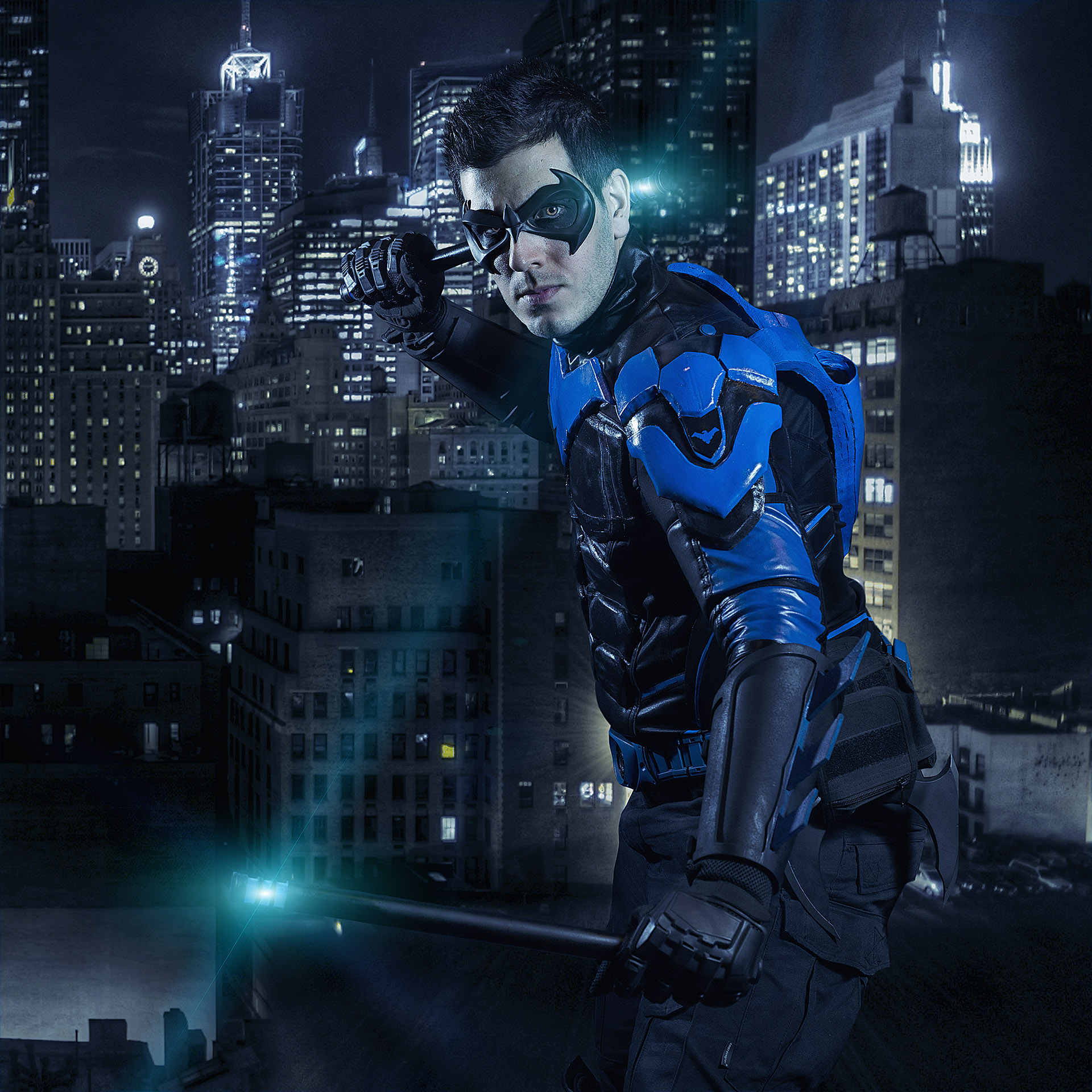 Nightwing @000hector000