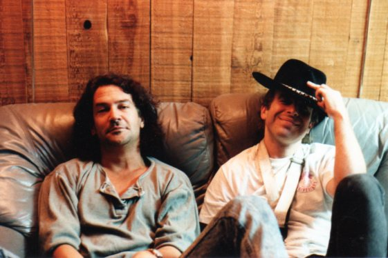 Mars & Billy Squire at Power Station Studio, NYC