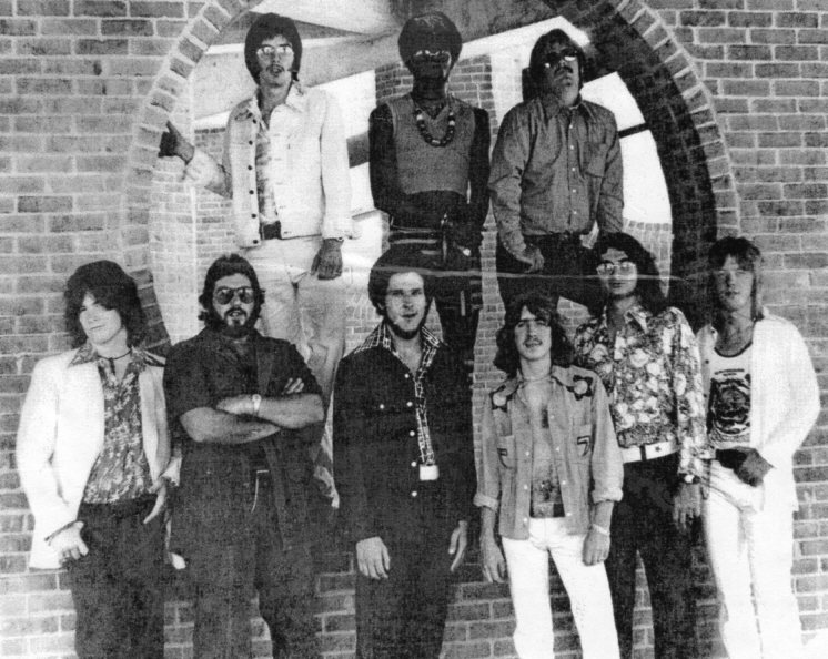 Paragon (My first band '74)