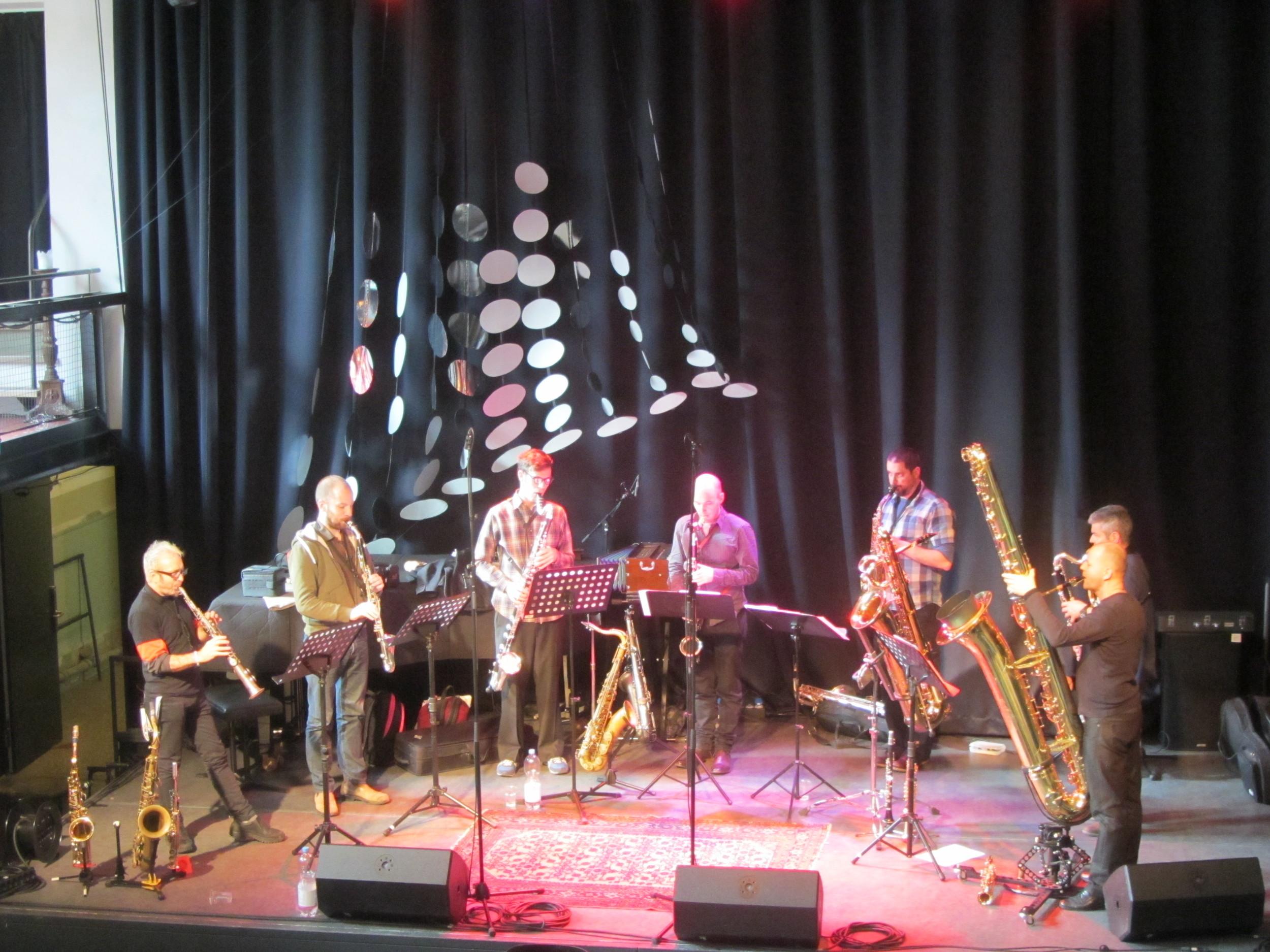 Jazzwerkstatt, Bern Switzerland 2013
