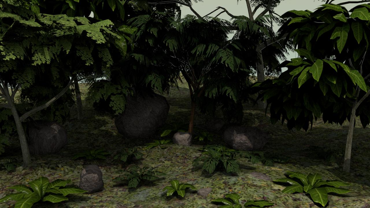 Jungle Assets
