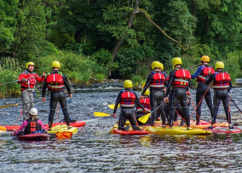 From Archery to White Water Rafting   Coed-Y-Glyn Activities    Fancy Some Fun?