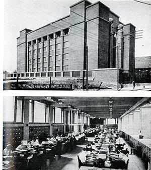 Figure 11. Larkin Building, Buffalo, NY. Frank Lloyd Wright. 190