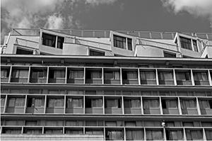 Figure 14.  Cite De Refuge. Le Corbusier. 1929