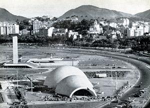 Figure 17.  U.S. Atomic Energy Theater. Victor Lundy & Walter Bird. 1959