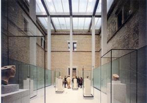Figure 9. The renovated Egyptian hall
