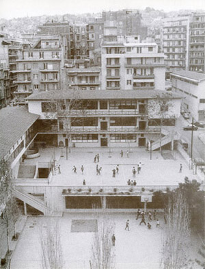 Figure 4. Experimental School. Thessalonica, 1935