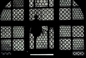 Figure 8 . Traditional mashrabiya screen