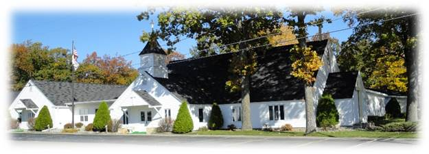 St. John Lutheran located in Houghton Lake, MI