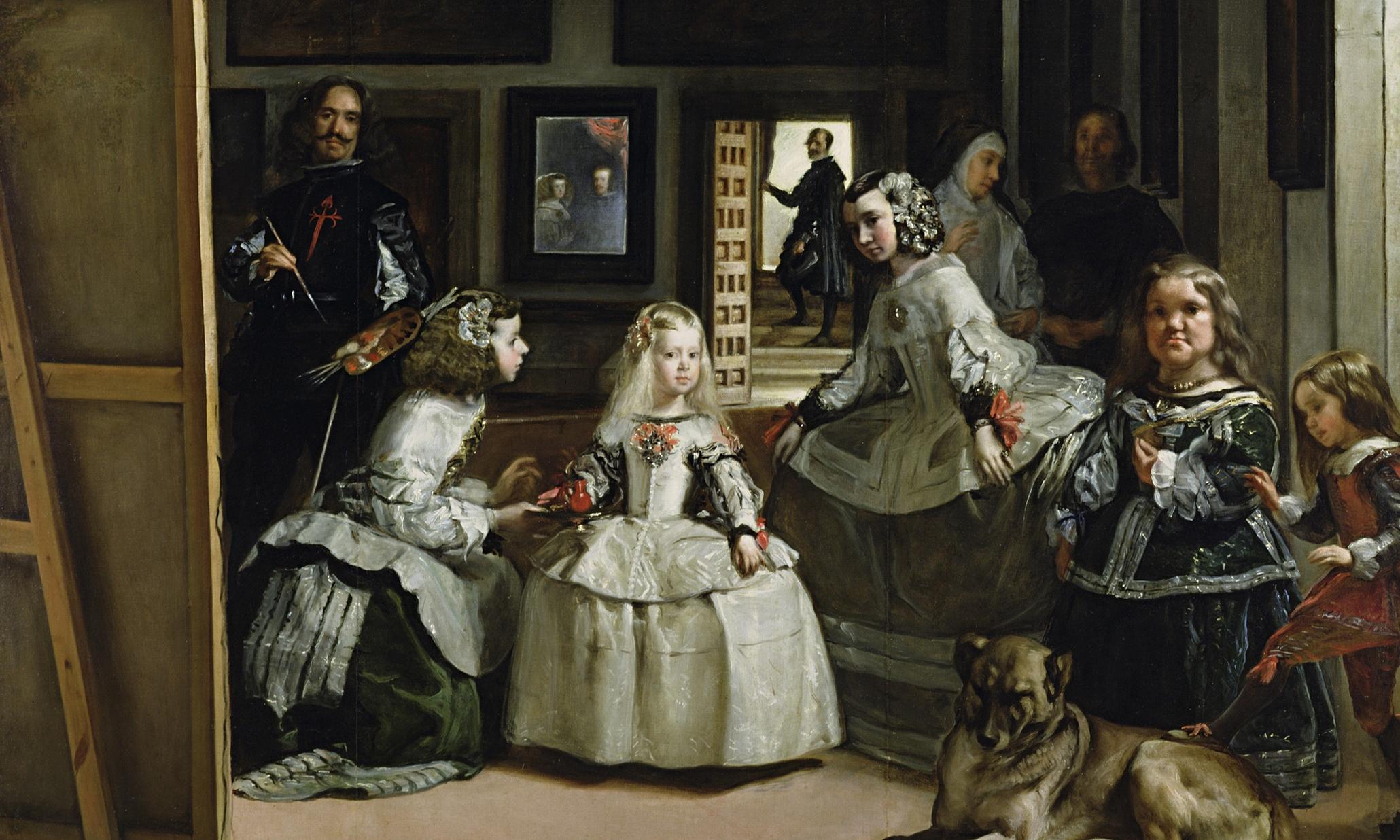 Las Meninas 1656 (Diego Velázquez)