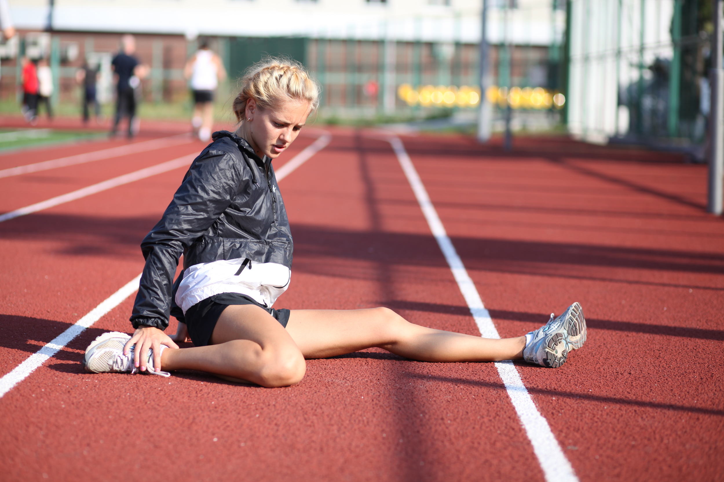 Polina Carlson_training