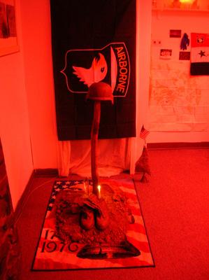 UneXploded Ordnance, Airborne Flag