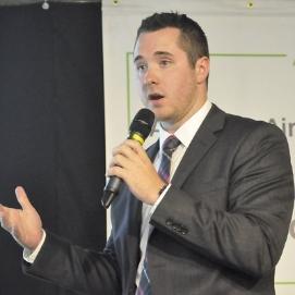 Joe Shartzer,   Co-Founder &    B usiness Development