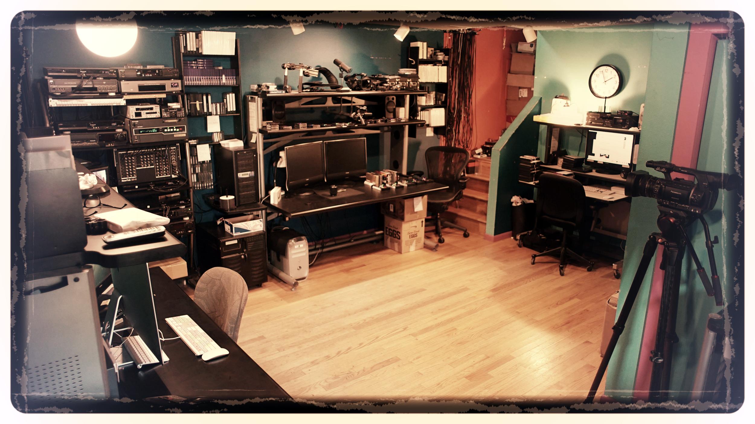 studio wideshot