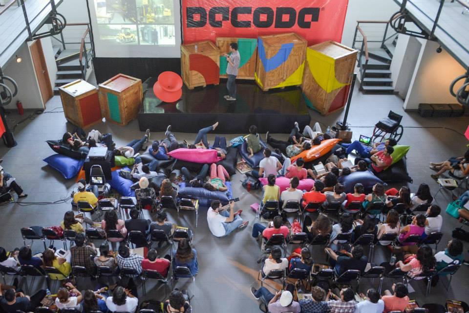 Festival de Diseño DECODE 2013 Centro de las Artes Parque Fundidora Monterrey Agosto 2013