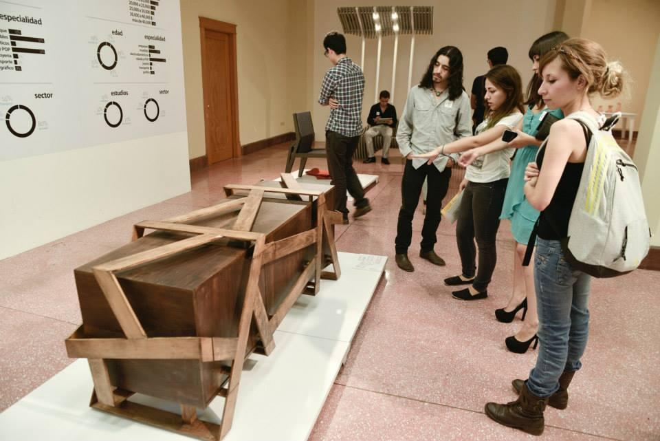 Exposición 2013 MTY NL - Galería CONARTE CDMX - Franz Mayer, Abierto Mexicano de Diseño
