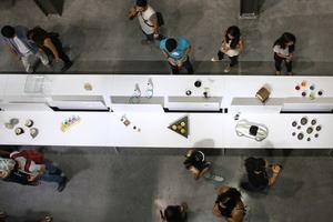 Exposición 2014   MTY NL - Nave Generadores CONARTE   CDMX - Centro Cultural Mexico Contemporáneo,   Abierto Mexicano de Diseño   *Ciudad Invitada: San Luis Potosí