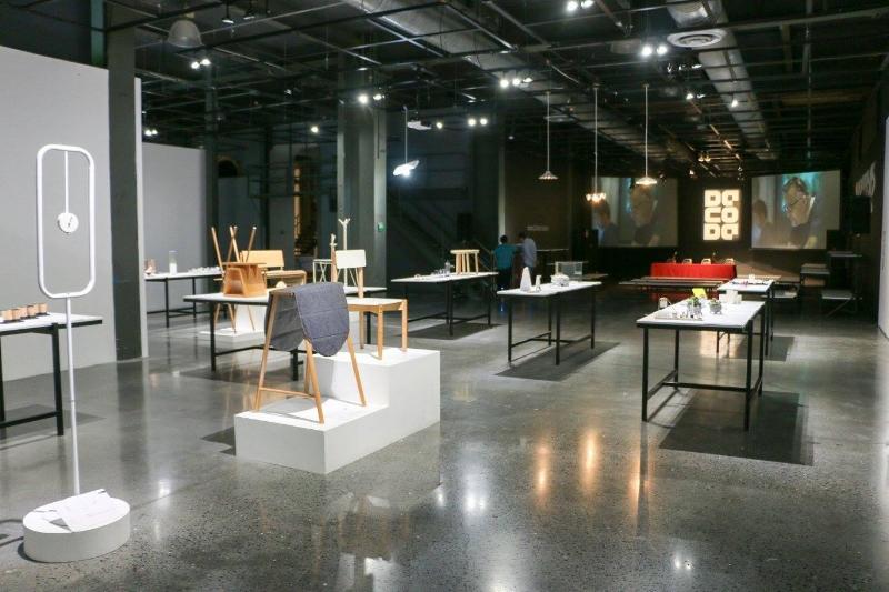 Exposición 2016 MTY NL - Nave Generadores CONARTE CDMX - Museo Nacional de Arte MUNE, Abierto Mexicano de Diseño Guadalajara - MIND *Ciudad Invitada: Guadalajara