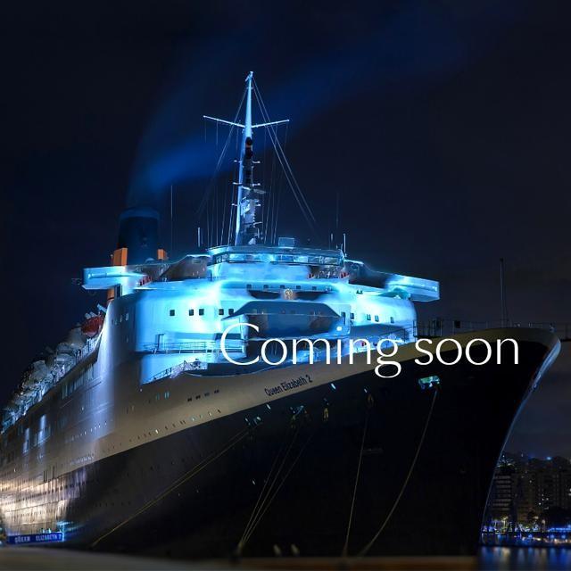 This year, the famous #luxury #cruiseliner, The QE2 Dubai,  will be transformed into a hotel and museum in #Dubai!  #stillmakinghistory #qe2dubai #queenelizabeth2 #dubaihotels #experiences #livinghistory #dubaihotel #wheretonext #traveltips #boathotel #baroquelifestyle