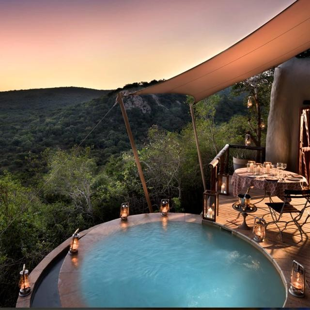 Opening in June 2018 after an extensive refurbishment, Phinda Vlei Lodge offers an unmatched #luxury #safari!  #SouthAfrica #luxurytravel #wheretonext #travelbyond #andbeyond #phindavleilodge #safaritime #wildlife #adventure #summertime #summerplans #bucketlist #baroquelifestyle