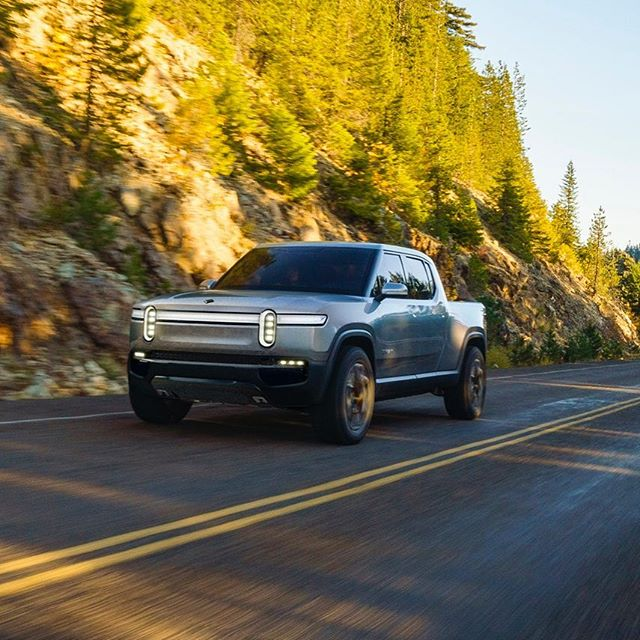 Rivian, an electric vehicle manufacturer, has released information about the first of its two Electric Adventure Vehicles™ the R1T™, an all-electric, 5-passenger pickup, scheduled to be revealed on Tuesday!#rivian #R1T #electrictruck #trucks #offroad #4x4 #BaroqueLifestyle